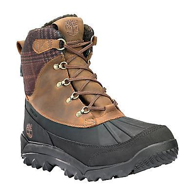 Timberland Men's Rime Ridge Duck 6 Inch Waterproof Boot