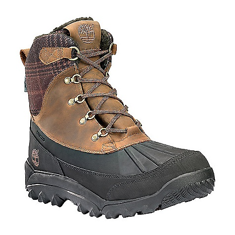 Timberland Rime Ridge 6-Inch Waterproof Duck Boot