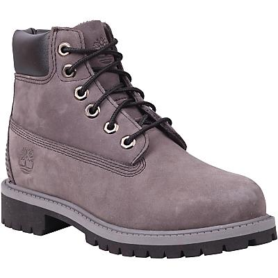 Timberland Youth 6 Inch Classic Boot Premium Waterproof