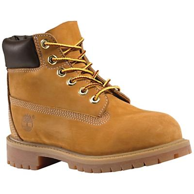 Timberland Youth 6 Inch Classic Boot Premium Waterproof