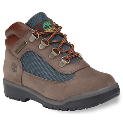 Timberland Toddler Field Boot Leather and Fabric Boot