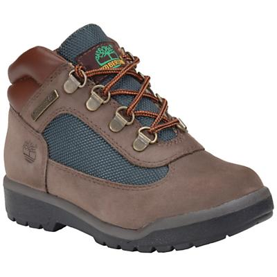 Timberland Junior Field Boot Leather and Fabric Boot