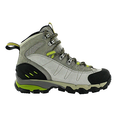 photo of a Oboz backpacking boot