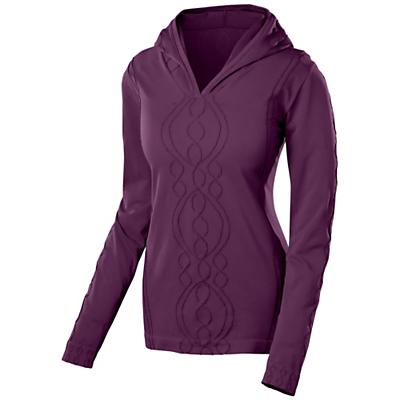 Isis Women's Cable Hoodie