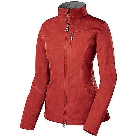 photo: Isis Lindsay Jacket soft shell jacket