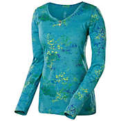 Isis Women's Painterly Henley Tee