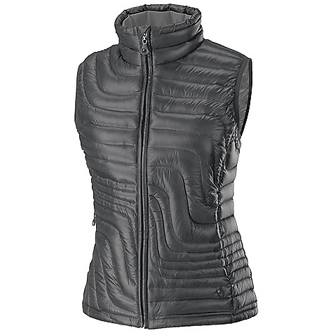 photo: Isis Slipstream Vest down insulated vest