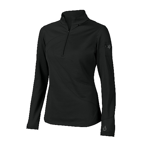photo: Isis PDQ Longneck Top long sleeve performance top