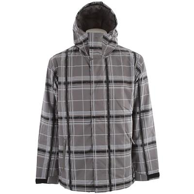 Quiksilver Grid Snowboard Jacket - Men's
