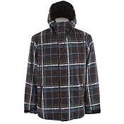 Quiksilver Grid Snowboard Jacket - Men's