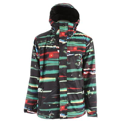 Quiksilver Next Mission Print Snowboard Jacket - Men's