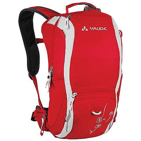 photo: VauDe Roomy 12+3 Backpack hydration pack