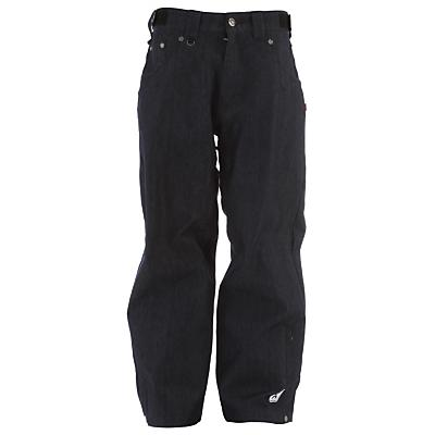 Sessions True Denim Snowboard Pants - Men's