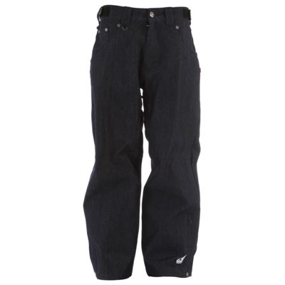 Sessions True Denim Snowboard Pants - Men's