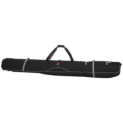 Athalon Wheeling Double Ski Bag - 190cm Padded