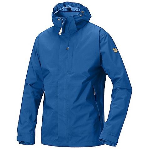 photo: Fjallraven Eco-Hike Jacket waterproof jacket