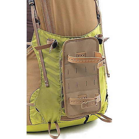 photo: Granite Gear Crampon Holster backpack accessory