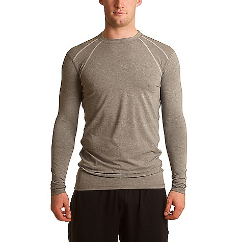 photo: Tasc Performance Hybrid Fitted LS Crew long sleeve performance top