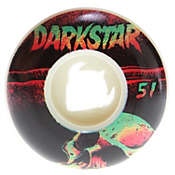 Darkstar Skull Street Formula Skateboard Wheels 53mm