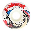 Almost Fruit Juice Skateboard Wheels 55mm