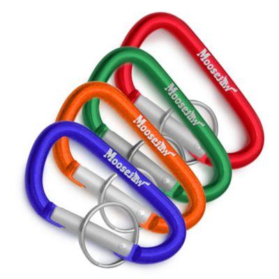 Moosejaw Carabiner Keychain
