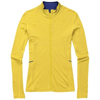 Ibex Women's Indie FZ Long Sleeve Top