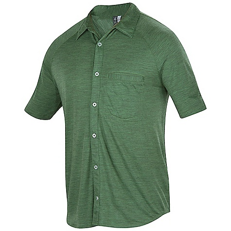 photo: Ibex OD Solo Shirt hiking shirt