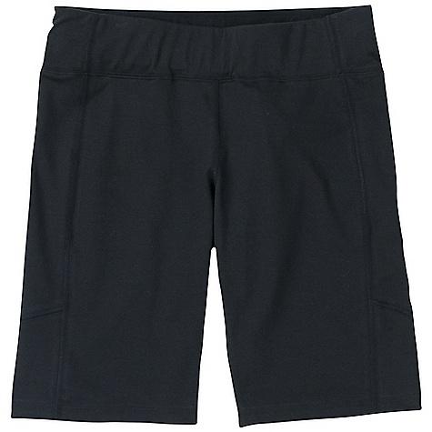 photo: Ibex Women's Synergy Long Shorts active short