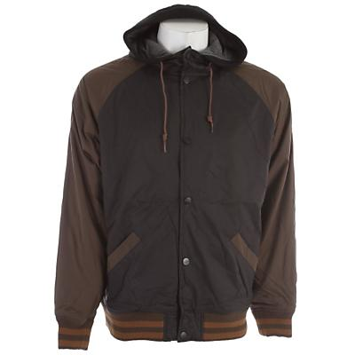 Billabong Baldwin Baseball Zip Jacket - Men's