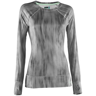Under Armour Women's UA Base 2.0 Avalanche Long Sleeve Crew