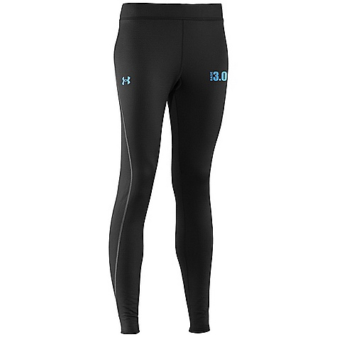 photo: Under Armour Women's Base 3.0 Legging performance pant/tight