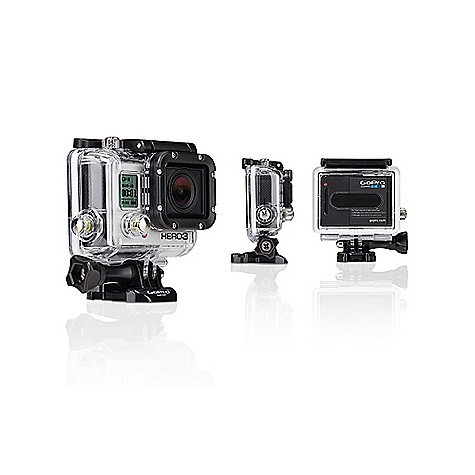 GoPro HERO3 Black Edition Adventure Camera