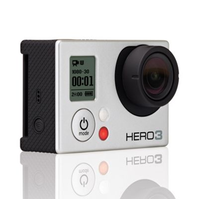 Free Rechargeable Battery with Any GoPro Hero Camera