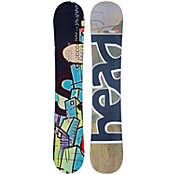 Head Rush Rocka Snowboard 153 - Men's