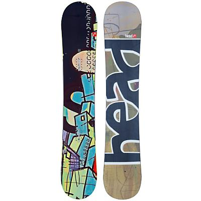 Head Rush Rocka Wide Snowboard 162 - Men's