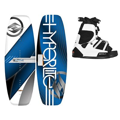 Hyperlite Motive Wakeboard 109 w/ Sprint Boots - Kid's