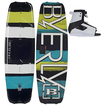 Byerly Monarch Wakeboard 54 w/ Standard Boots - Men's