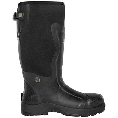 Lacrosse Men's Alpha Mudlite 16 Inch Safety Toe Boot