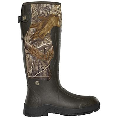 Lacrosse Men's Alpha Mudlite 7mm 18 Inch Boot