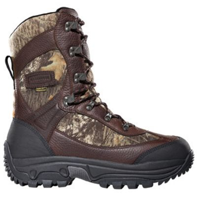 Lacrosse Men's Hunt Pac Extreme 2000G Insulated 10IN Boot