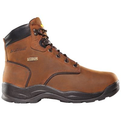 Lacrosse Men's Quad Comfort 4x6 Steel Toe Boot