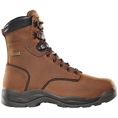 Lacrosse Men's Quad Comfort 4x8 Steel Toe Boot