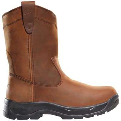 Lacrosse Men's Wellington QC Steel Toe Boot