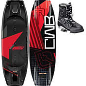 CWB Transcend Wakeboard 142 w/ Jt Bindings - Men's