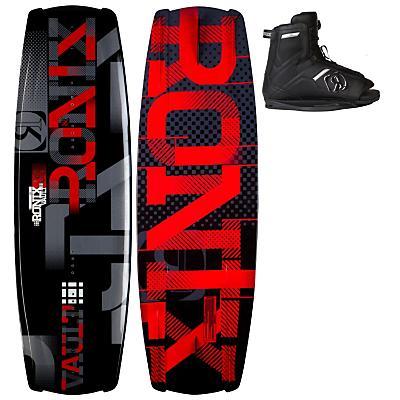 Ronix Vault Wakeboard 139 w/ Divide Boots - Men's