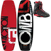 CWB Faction Wakeboard 138 w/ Faction Bindings - Men's