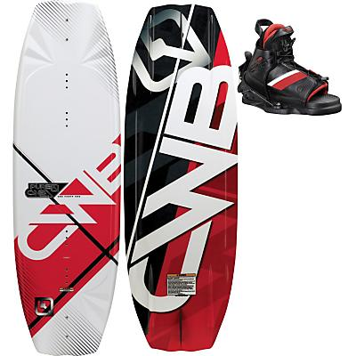 CWB Pure Wakeboard 141 w/ Edge Bindings - Men's