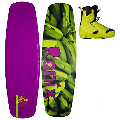 Ronix Bill Wakeboard 135 w/ Frank Boots - Men's