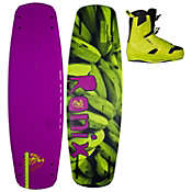 Ronix Bill Wakeboard 140 w/ Frank Boots - Men's