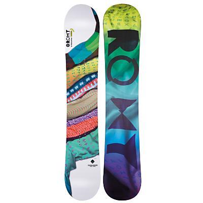 Roxy Silhouette Banana Snowboard 141 - Women's